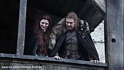 سریال بازی تاج و تخت Game Of Thrones - فصل 1 - قسمت 1