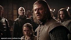سریال بازی تاج و تخت Game Of Thrones - فصل 1 - قسمت 2