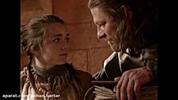 سریال بازی تاج و تخت Game Of Thrones - فصل 1 - قسمت 4