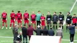 مستطیل سبز : فینال فوتبال پیشکسوتان نساجی - خزر محموواباد قسمت ۲
