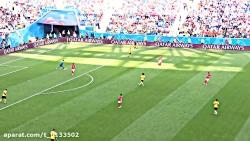 گُل های مسابقات جام جهانی فوتبال ۲۰۱۸ - بلژیک و انگلیس