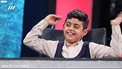 کسرا نوروزی , کودک علاقه مند به گزارشگری فوتبال