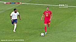 گُل های مسابقات جام جهانی فوتبال ۲۰۱۸ - انگلیس و بلژیک