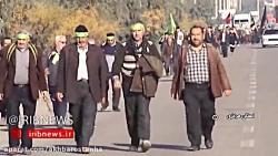 کاروان پیاده زیارتی حضرت معصومه (س)