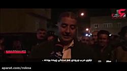 نا گفته های شاهدان عینی از مرگ 11 میهمان در عروسی زوج سقزی