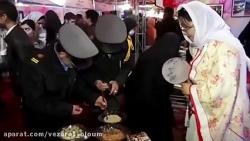 پنجمین جشنواره فرهنگ ملل در دانشگاه فردوسی مشهد با حضور وزیر علوم