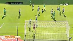 خلاصه لالیگا: رئال مادرید 2-0 اسپانیول