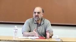 دین شناسی مولانا جلسه هشتم / سروش دانشگاه استنفورد 2015