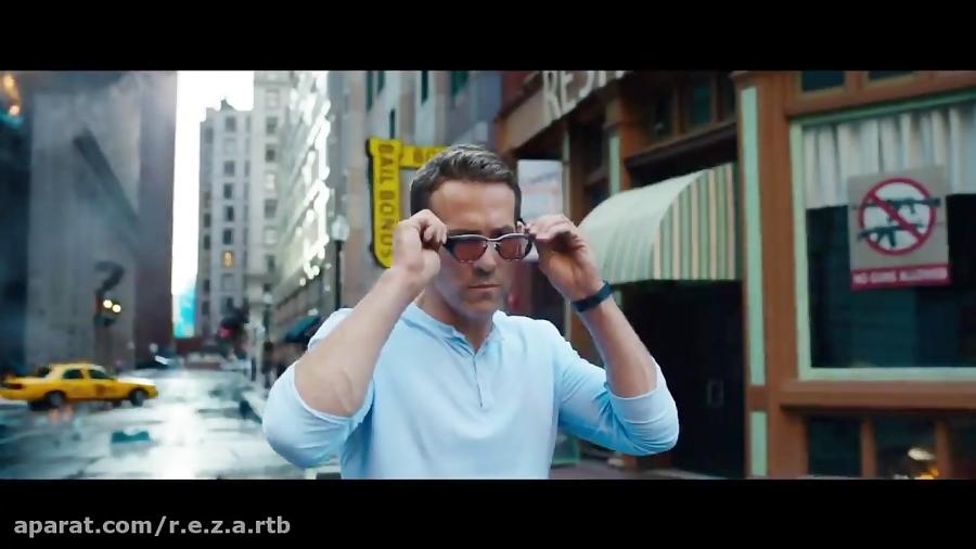 اولین تریلر فیلم اکشن تخیلی Free Guy (مرد آزاد) 2020