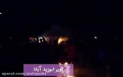 قطار گردشگری کویر ابوز...