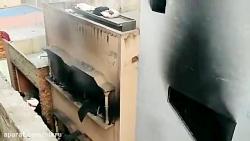 آتشسوزی مهیب در ساختمان کارخانهای در «دهلی نو»