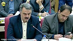 جلسه ستاد تسهیل پیرامون پروژه های منطقه ثامن5