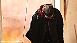 کربلایی حسین رستمی مستند سوختن هیئت الشهدا
