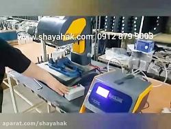 حکاکی ABS و پلاستیک توسط دستگاه حکاکی کوبشی / شایا حک