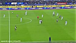 خلاصه بازی لاتزیو 3-1 یوونتوس باخت تیم رونالدو