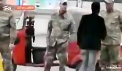 دوربین مخفی  پیشنهاد رشوه به نیروهای عراقی برای شلیک به مردم!