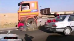 10 تصادف مرگبار در تهران (تصاویر واقعی)