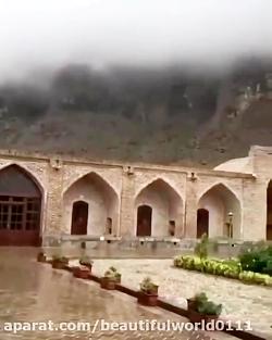 کرمانشاه - بیستون- کاروانسرای شاه عباسی