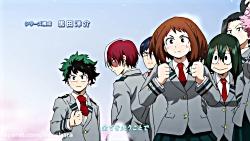 انیمه مدرسه قهرمانانه من فصل4 قسمت8