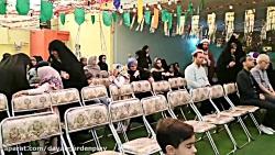 عیدغدیر مهدبازی و ادبستان دایان - تابستان ۹۸