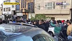 اعتراض شدید هواداران استقلال به فتحی