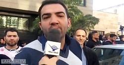 هوادار استقلال: فتحی پاسخگو نیست/ زرینچه برای تیم چه کاری انجام داده؟