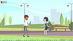 نمونه انیمیشن دو بعدی