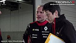 رنو مگان R.S تروفی R یک رکورد سرعت جدید در پیست سوزوکا به ثبت رساند