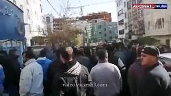 هواداران خشمگین استقلال