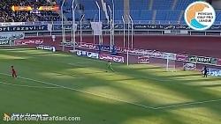 خلاصه بازی شهر خودرو 1-1 سپاهان (لیگ برتر ایران-1398/99)