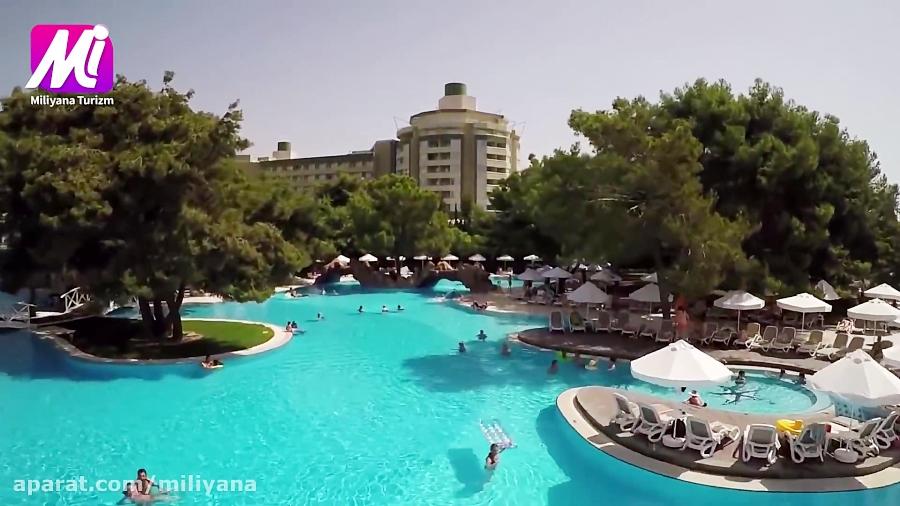 هتل تایتانیک بیچ لارا  | TITANIC BEACH LARA
