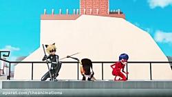 انیمیشن لیدی باگ - فصل 1 قسمت 24 :: دوبله فارسی