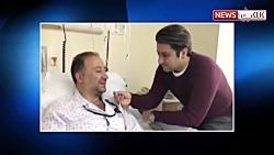 بستری شدن مجری معروف صداوسیما در بیمارستان