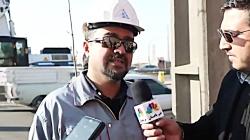 مصاحبه با مهندس مدنی پی...