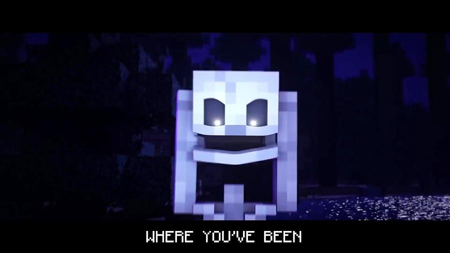 Minecraft : Music Video (RapSkeleton) By DanBull