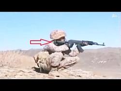 کلاشنیکف های جدید نیروهای ویژه سپاه پاسداران