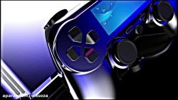 طرح مفهومی از PS5(پلی استیشن 5)