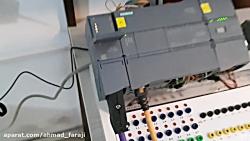 ارتباط PLC-1200 با درایو V20 مدباس RTU