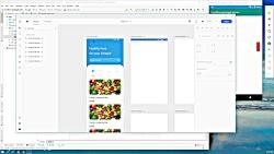 اموزش برنامه نویسی اندروید طراحی قسمت گرافیکی برنامه بخش دوم قسمت نهم