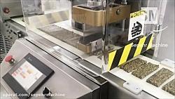 دستگاه فرم دهی گرانولا بار - سپهر ماشین