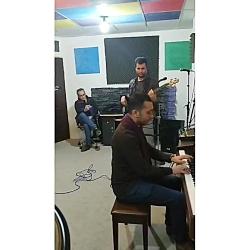 آنشرلی همنوازی علی معصومی پیانو وحمید عرفان طلب و محمدرضا