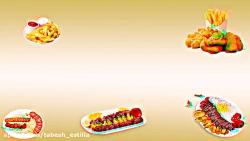تابش استیلا در شبکه های اجتماعی - کباب پز تابشی  ، فر پیتزا ریلی ، کته پز ریلی