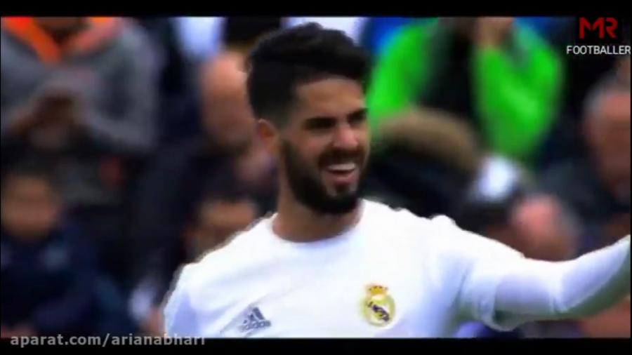 فرازمینی رئال مادرید به نام ایسکو