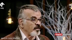 بازیگر مورد علاقه مهدی فخیم زاده در سینما و تلویزیون ایران