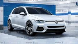 رونمایی از ماشین Volkswagen Golf TSI 2020