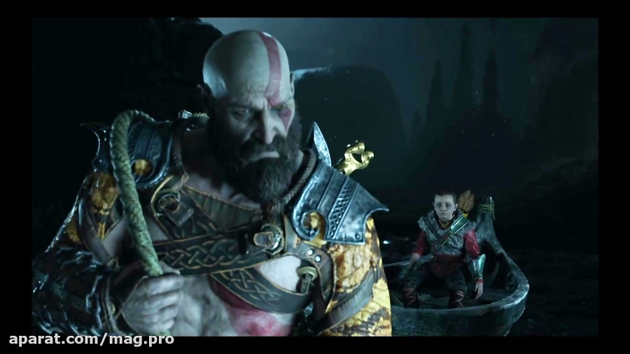 گیم پلی بازی God of war 4 پارت 22