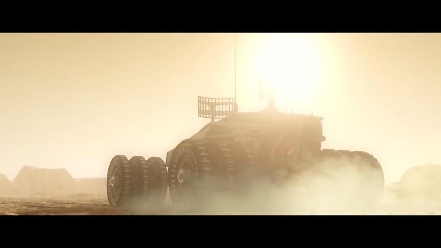 پروژه ماموریت آینده هوافضای سپاه پاسداران برای رفتن به سیاره مریخ - رهبری -سیاسی