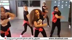 ورزش با بچه ها - با کوچولوهاتون ورزش کنید ;)))