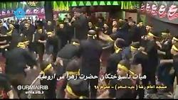 مداحی سوزناک با نوای کربلایی رضا یزدانی
