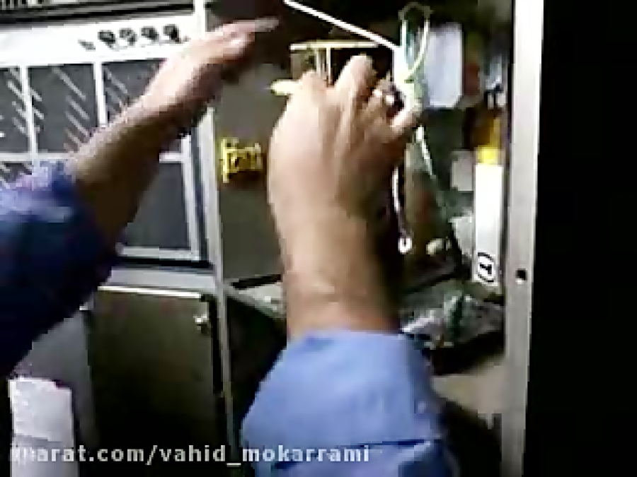 Modulator installation
